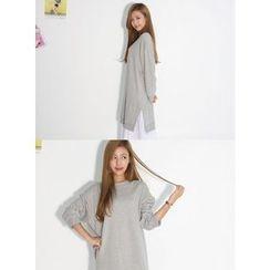 BBAEBBAE - Mock Two-Piece Dress