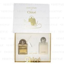 Chloe - Love Story Set : EDP 50ml + Body Lotion 100ml