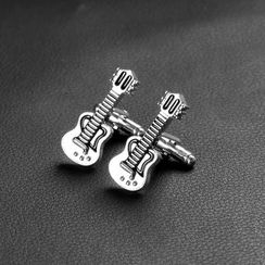 Cascarada - Guitar Cufflinks
