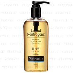 Neutrogena - Pure Mild Facial Cleanser (Fragrance-Free)