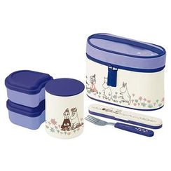 Skater - MOOMIN Thermal Lunch Box Set