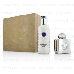 Amouage - Reflection Coffret: Eau De Parfum Spray 100ml/3.4oz + Body Lotion 300ml/10oz