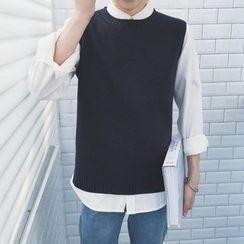 Arthur Look - Knit Vest