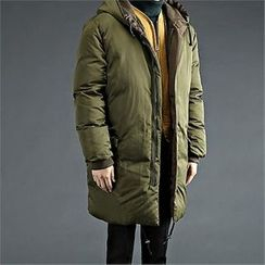 THE COVER - Duck-Down Padded Coat