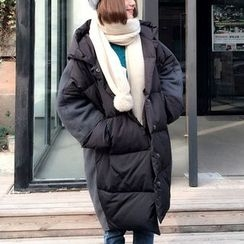 YUKISHU - Hooded Padded Coat