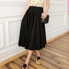 Jack Grace - A-Line Midi Skirt