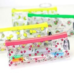 Homey House - Fruit Print Pencil Case