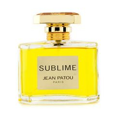 Jean Patou - Sublime Eau De Toilette Spray