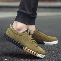 MARTUCCI - Faux-Suede Sneakers