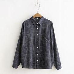 Tangi - Plaid Shirt