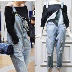 JOYIST - Off-Shoulder Top / Jumper Jeans