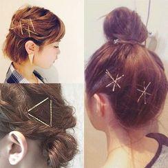MISS SUN - Set of 10: Hair Pin