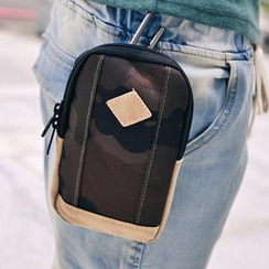 SeventyAge - Suede Phone Pouch
