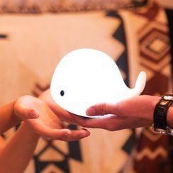 Cloud Forest - Whale Night Light