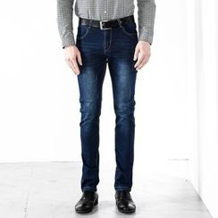 Leewiart - Straight Fit Jeans