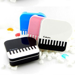 Voon - Contact Lens Case Kit  (Piano)