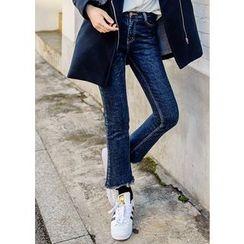J-ANN - Boot-Cut Jeans