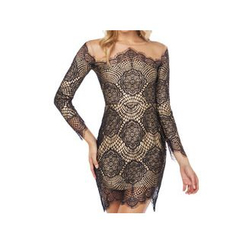 Forest Of Darama - Sheath Lace Party Dress