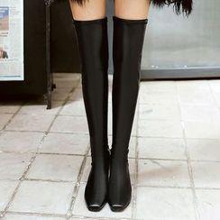 QQ Trend - 過膝靴