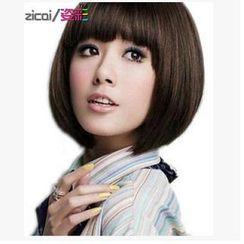 Aura Wigs - 短直假髮