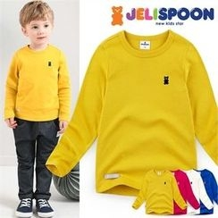 JELISPOON - Kids Round-Neck T-Shirt