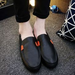 Easy Steps - Paneled Loafers