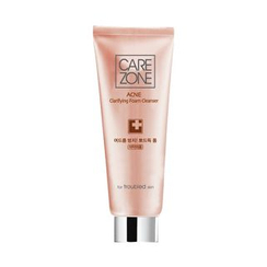 CAREZONE - Doctor Solution Acne Clarifying Foam Cleanser 130ml