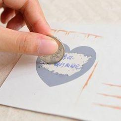 Tivi Boutique - Scratch Off Sticker