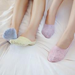Fitight - 彩点船袜