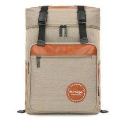Mr.ace Homme - Padded Back Backpack