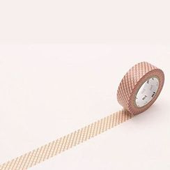 mt - mt Masking Tape : mt 8P Broken Line Red (8 Pieces)