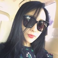FROME - Mirrored Square Sunglasses