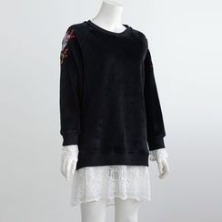 Storyland - Embroidered Sweatshirt