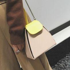 Nautilus Bags - Colour Block Mini Shoulder Bag