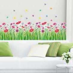 Citadin - 花形牆貼