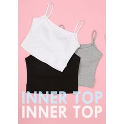Chlo.D.Manon - Cropped Camisole Top