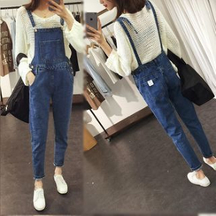 Denim Fever - Washed Dungaree