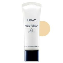 LIRIKOS - Marine Radiance Double Cover BB SPF 41 PA++ (#02 Natural Beige)