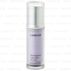Laneige - Water Supreme Primer Base SPF 15 PA+ (#40 Purple)