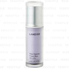 Laneige - Water Supreme Primer Base SPF 15 PA+ (#40 Purple)