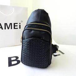 Bibiba - Woven Sling Bag