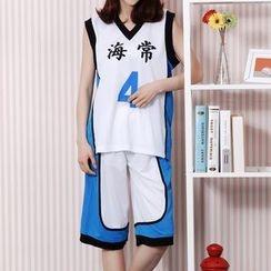 Comic Closet - Kuroko's Basketball Kise Ryota Cosplay Costume