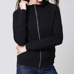 Rebecca - Print Long-Sleeve Jacket