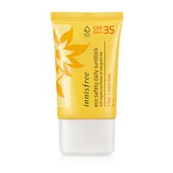 Innisfree - Eco Safety Daily Sun Block SPF35 PA++ 50ml