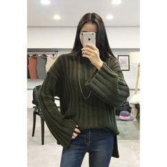 OZNARA - Ribbed Oversized Sweater
