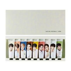 Nature Republic - Hand & Nature Hand Cream Set (EXO Edition) 9pcs
