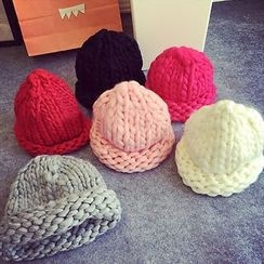 CIYEBABY - Cable Knit Beanie
