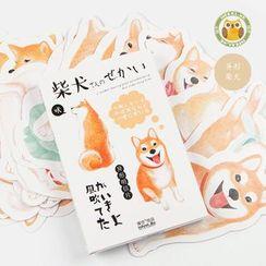 OH.LEELY - Dog Postcard Set (30pcs)
