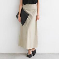 SO Central - A-Line Maxi Skirt