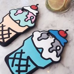 SEGEL - Ice-Cream Case for iPhone 6 / 6 Plus / 7 / 7 Plus